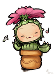 Lil'Cactus by pu