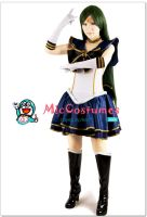 Sailor Moon Meiou Setsuna Sailor Pluto Cosplay by miccostumes
