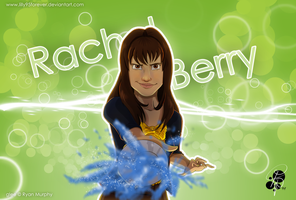 Rachel Berry by LillayFran