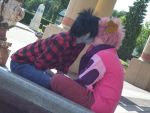 Cosplay- Gumlee Kiss by Mewa--Chu