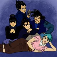 Dragon Ball Club by Dinklebert