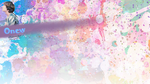 AT for fioletowy-kot - Onew Twitter Background:. by Mala-chi