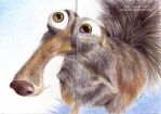 Scrat - Sketchbook by Olvium
