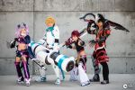Elsword Online Cosplay Group. T-Shirt Cannon. by JFamily