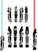 saber concepts by channandeller