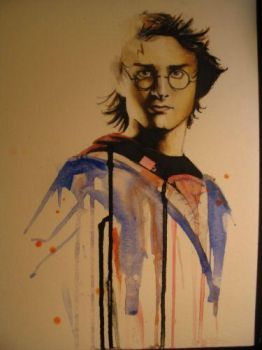 Harry Potter by oswalddent