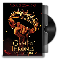Game Of Thrones Season 2 by Natzy8