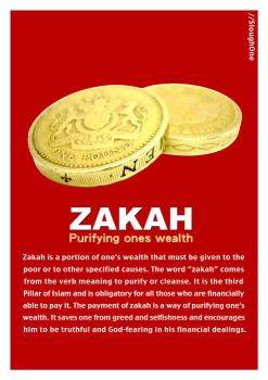 Zakah - Making a difference by mismail