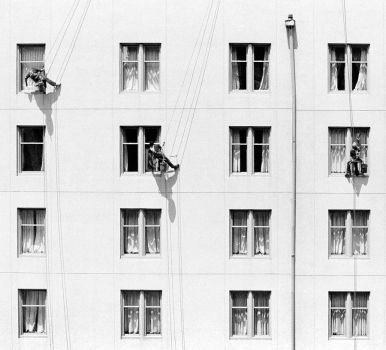Window Washers by un--expected