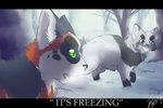 YCH: It's freezing by JenniferJK