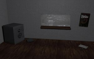3D Room by MartinGcz