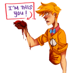 I'M THIS YOU! [BLOOD, GORE TW] by reezetto