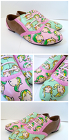 Zelda Brogues by ponychops