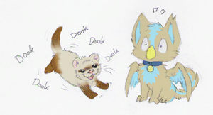 """How """"dook"""" you do? by TheMiles"""