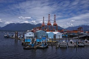 Vancouver Summers 'A'  - 2014 by BruceBachand