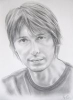 Professor Brian Cox by grohlsguitar