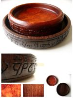 The one Ring bowls by e-will