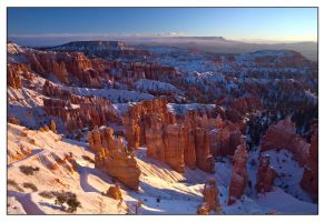 Bryce Sunrise 02 by unAmerican