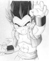Gotenks by GoxGo