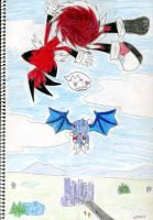 MetaKnight2716's Request by SystemEmotions
