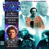 Doctor Who-Arrangements For War cover by jimg1972