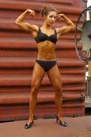 Femininity and Muscles 9 by candhphotography