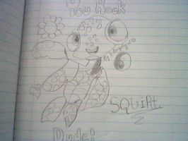 Squirt from Finding Nemo. by Angelgirl10
