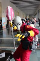 Meet The Pyro! by geekypandaphotobox