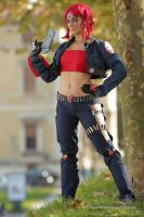 Ashelin Praxis Cosplay 3 - Jak 3 by ASCosplay