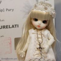 Adoption Feeler for Lati Pury Special Basic Doll by KerriaRosette