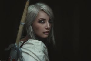 The Witcher 3: Wild Hunt - Cirilla Fiona Elen Rian by Shadow0fPain