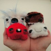 5 DOLLAR MINI PLUSH MONDAY by loveandasandwich