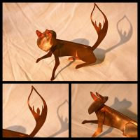 Copper Fox by Creativecodes