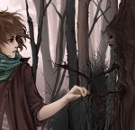 Demons in the Woods by MaGLIL