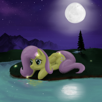 Flutterwater by PoniMichla