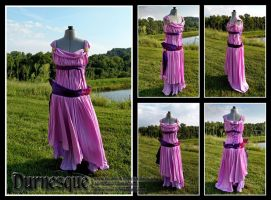 Megara Dress by Durnesque