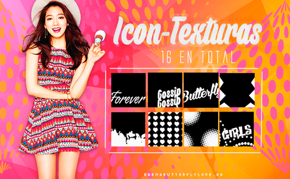 +Icon Texturas|Free by Pohminit