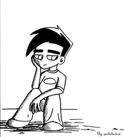 Sidewalk by quikshadow