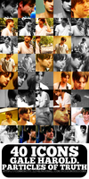 gale harold icon pack by Sara-Devestation