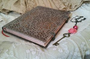 notebook 7 by unread-story