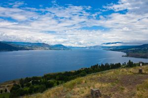 Okanagan Lake by ackbad