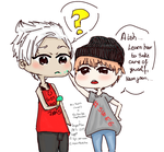 SugaMon (BTS's cutest OTP) by type-your-answer