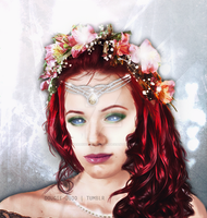 The Seelie Queen by Nanaxxis-inxxthe-Uk