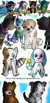 .:My Inspirations:. *Some.* by Timmy-The-Terrier123