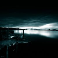 Silence At The Pier by DREAMCA7CHER