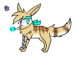 Guardian fennec adoptable(+icon NO POINTS) CLOSED by Dawnkitty