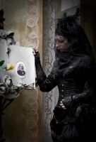 MOURNING_Book of dead by TheOuroboros