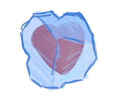 cold heart by oridan2