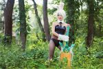 Battle Bunny Riven II by EnchantedCupcake