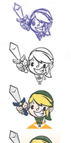 Process: Link by ViciousJulious